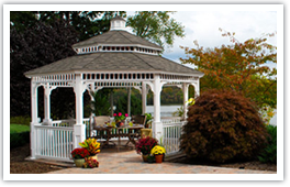 we sell gazebos