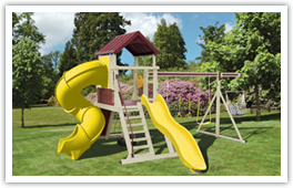we sell swing sets