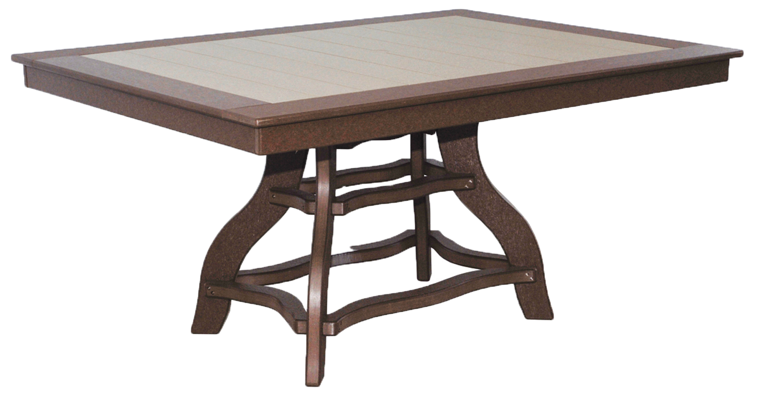 Rectangle Patio Tables Poly Furniture Lancaster Amp York Pa