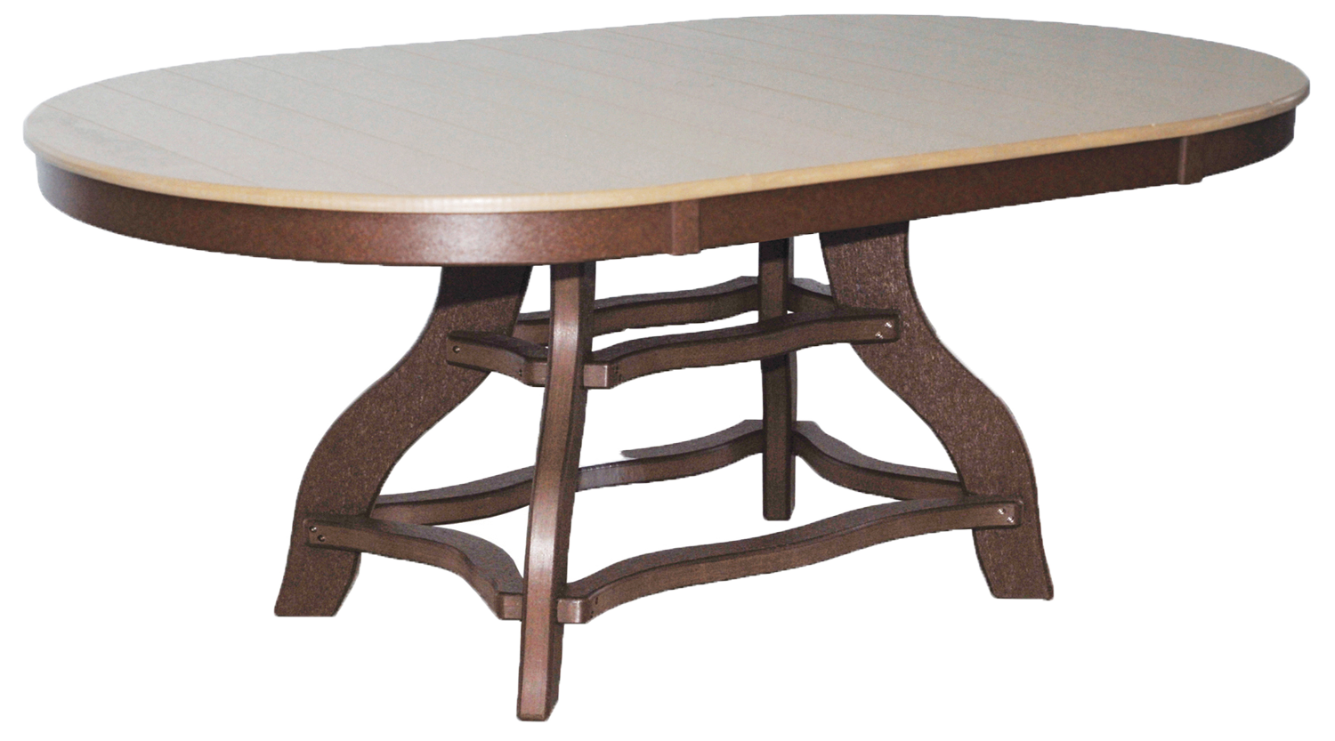 Oval patio tables lancaster york pa for Outdoor furniture york pa