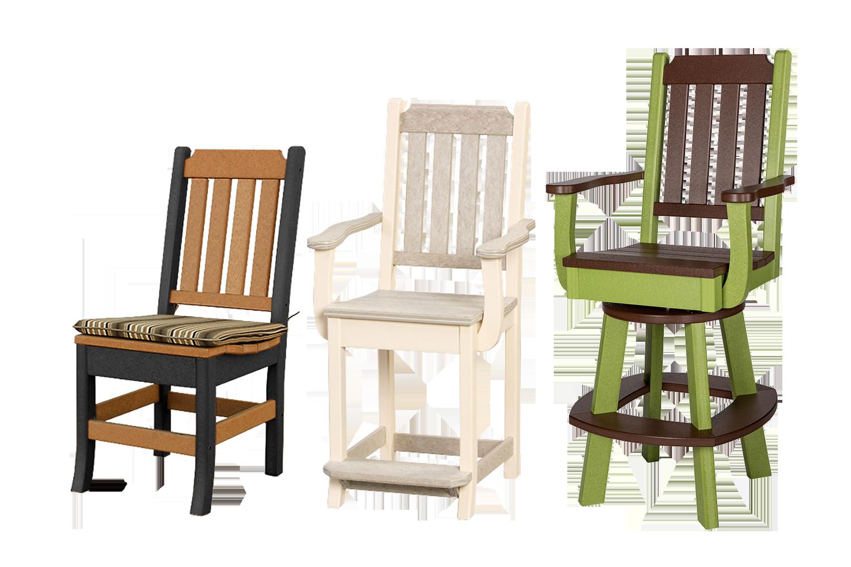 Keystone Chairs Poly Furniture Lancaster Amp York Pa