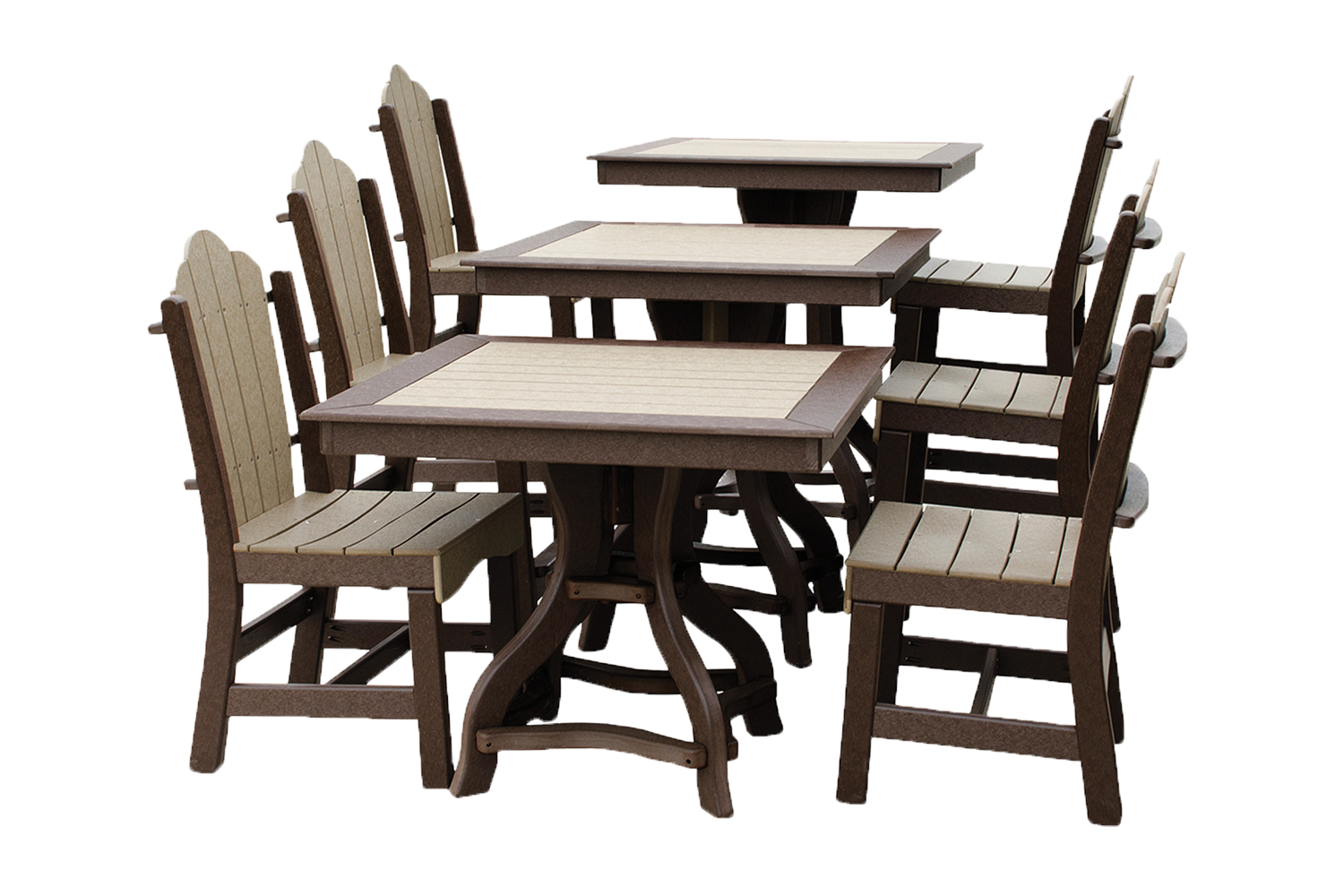 Oval Patio Tables Poly Furniture Lancaster Amp York Pa