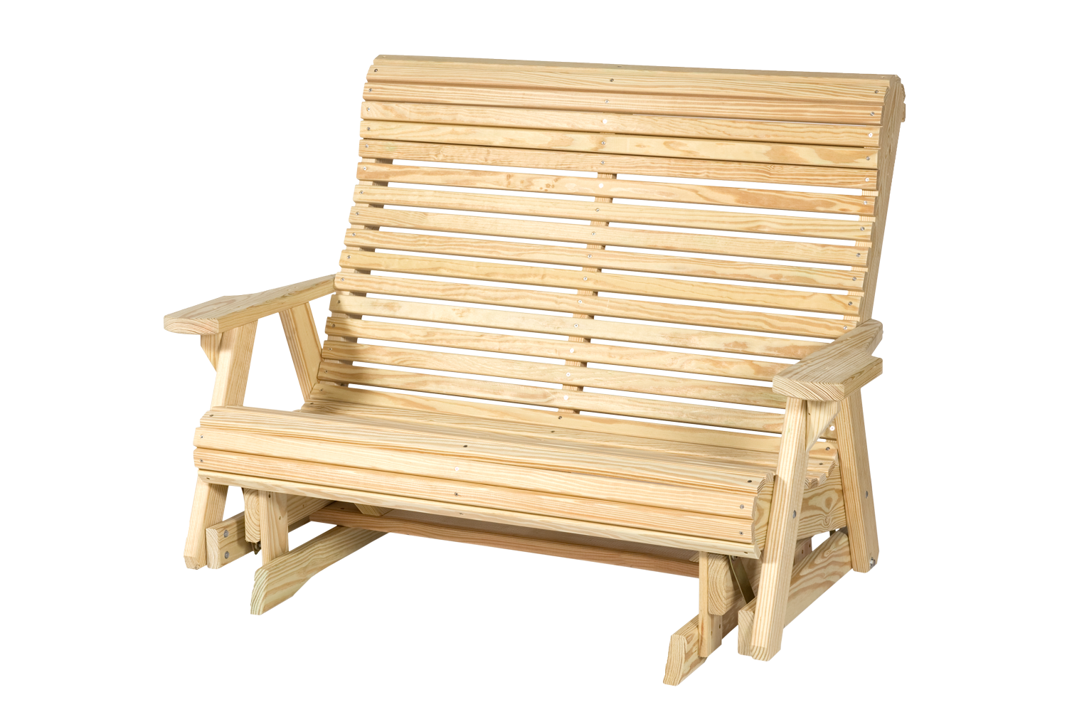 Rollback 4 39 5 39 gliders outdoor wooden furniture for Outdoor furniture york pa