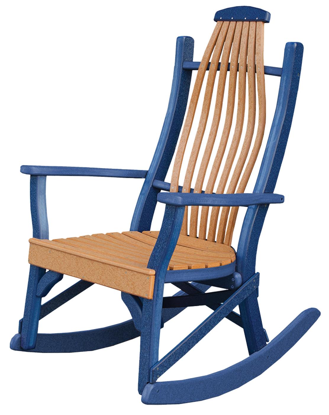 Bentwood Rocker Poly Furniture Lancaster Amp York Pa