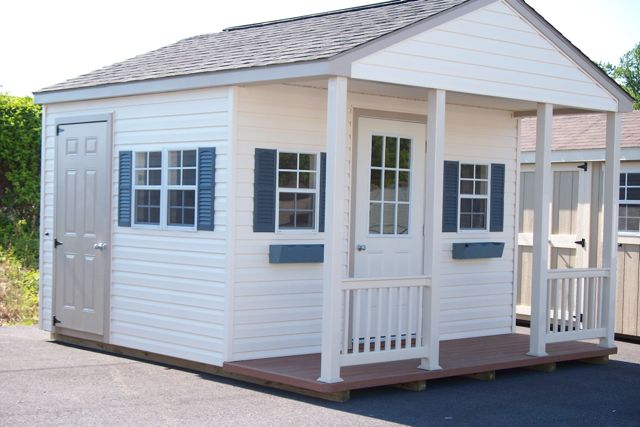Porch Patio Shed