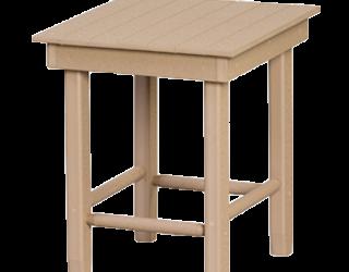Zinn's Mill side table
