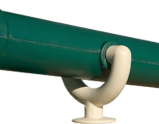green telescope