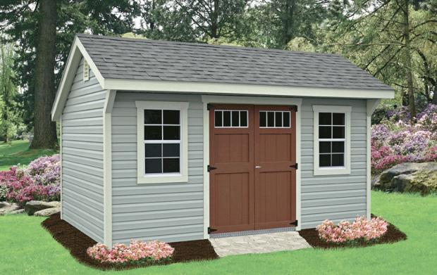 Garden Sheds Pa carriage estate shed | lancaster and york pa