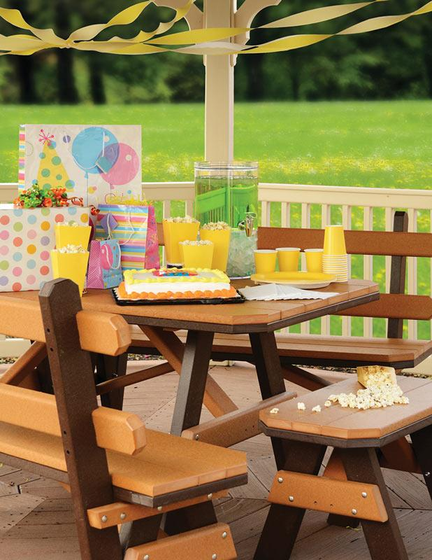 Garden Dining Picnic Table Tables O Lancaster York PA