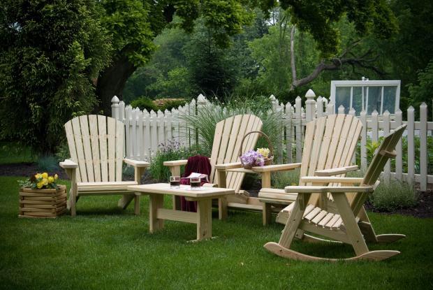 Adirondack Style Outdoor Furniture U2022 Lancaster PA