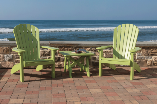Folding Adirondack Beach Chair