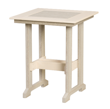 recycled poly great bay table