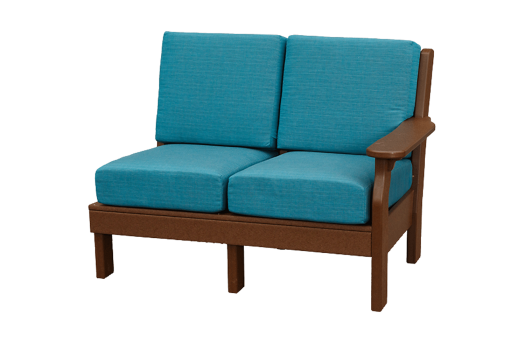 Deep seating sectional poly furniture lancaster york pa for Outdoor furniture york pa