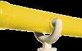 yellow telescope
