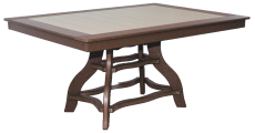 recycled poly rectangle tables amish built