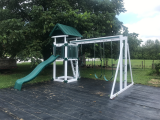 amish direct made lancaster county playset quality swing kingdom