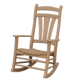 recycled poly high tide rocker