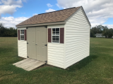 craftsman shed amish built