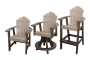 snuggle back chair collection amish made recycled plastic poly