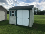 amish direct made lancaster county shed display