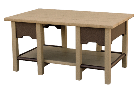 View The Full Image Vanburen Coffee Table Amish Made Lancaster County