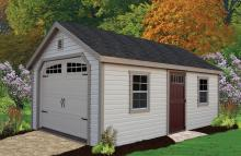 Heritage Estate Garage Shed