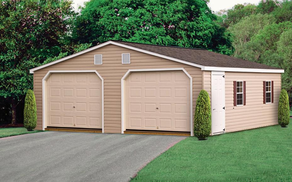 Garden Sheds York Area sheds ideas for maximizing storage area.